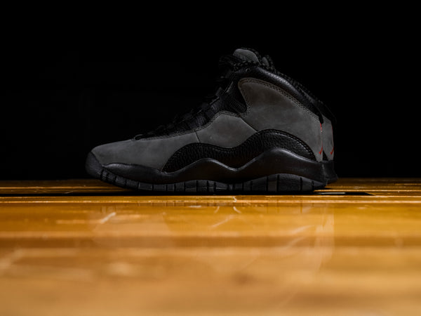 Kid's Air Jordan 10 Retro 'Dark Shadow' [310806-002]