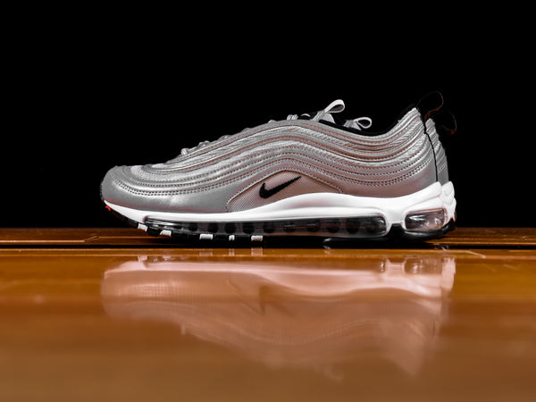 Men's Nike Air Max 97 Premium 'Reflect Silver' [312834-007]