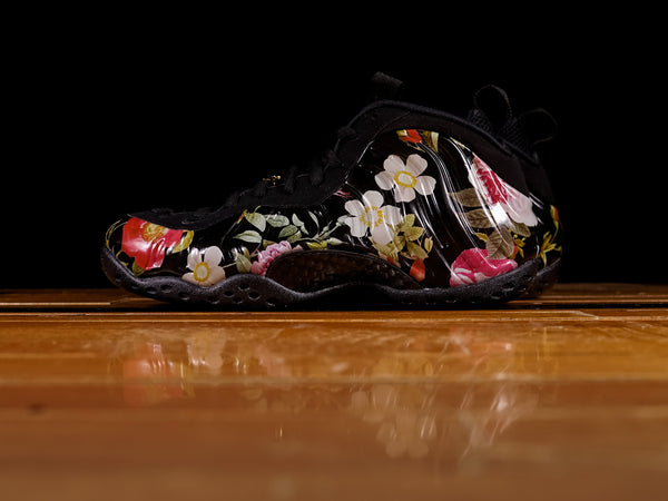 Men's Nike Air Foamposite One 'Floral' [314996-012]