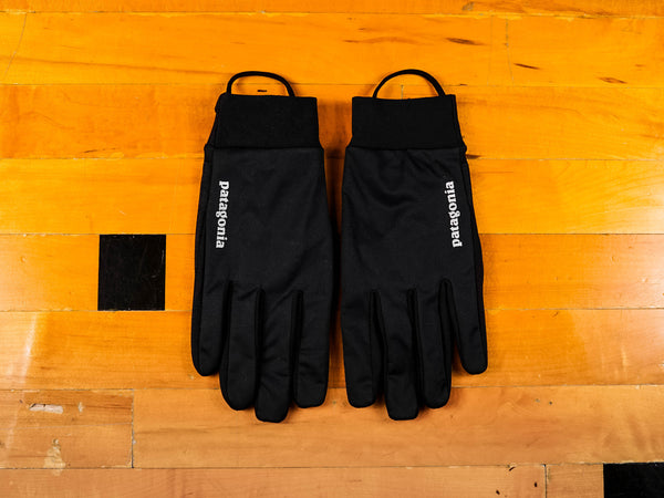 Patagonia Wind Shield Gloves [33336-BLK]