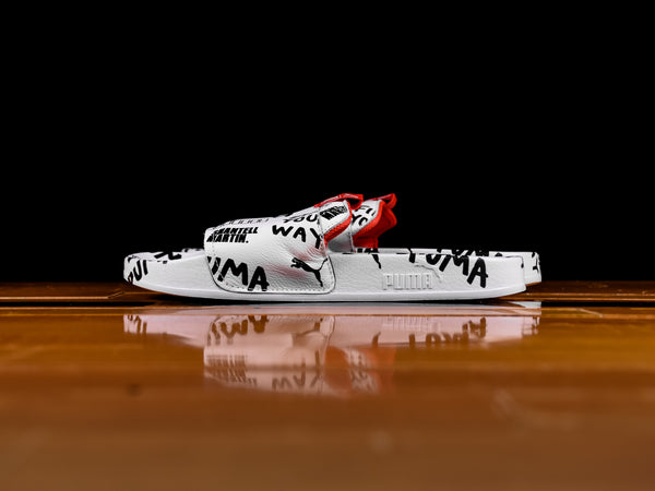 Shantell Martin X Puma Leadcat Graphic Slide [366803-01]
