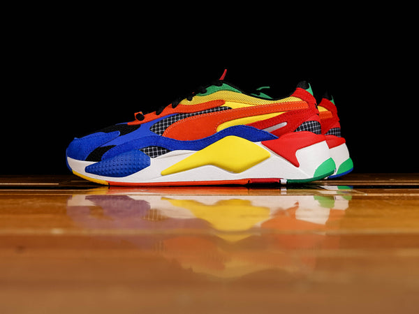 Men's Puma RS-X3 Rubiks [373428-01]