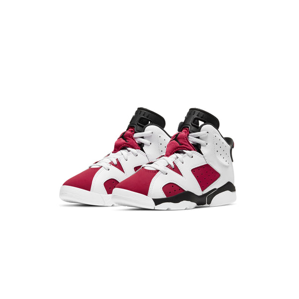 Air Jordan Little Kids 6 Retro PS Shoes