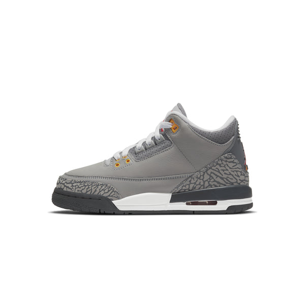 Air Jordan Kids 3 Retro 'Cool Grey' GS Shoes