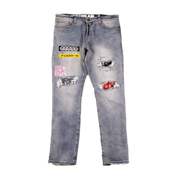 ICECREAM Static Age Jeans [401-1100]