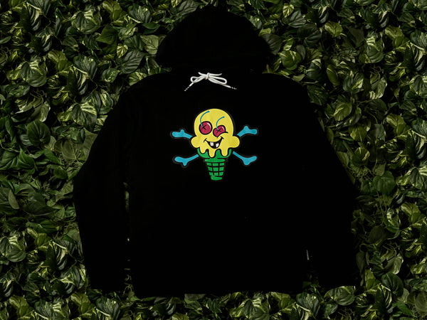 Men's ICECREAM Lemonade Hoodie [401-1302-BLK]