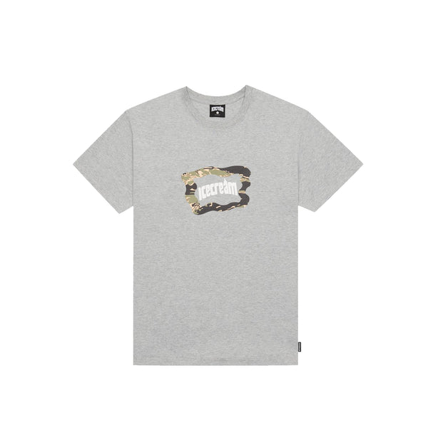 ICECREAM Mens Camo SS Tee