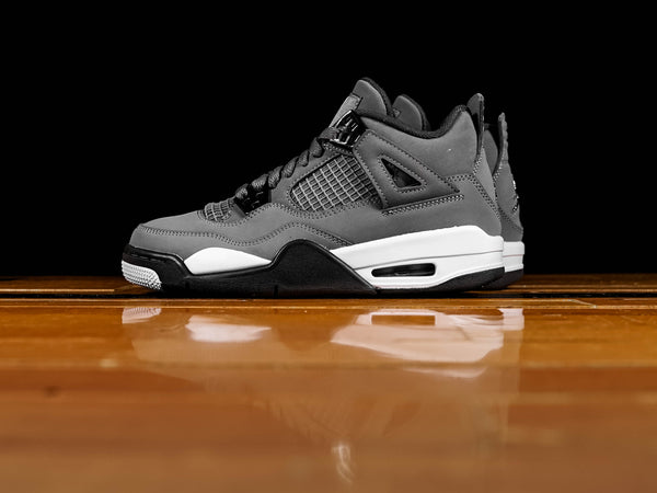 Kid's Air Jordan 4 Retro GS 'Cool Grey' [408452-007]