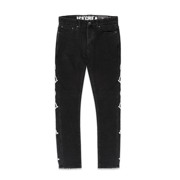 ICECREAM Mens Solar Flare Jeans