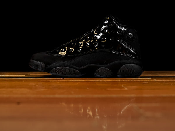 Men's Air Jordan 13 Retro 'Cap And Gown' [414571-012]