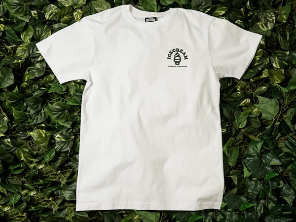 Men's ICECREAM Breyer SS Tee [491-1201-WHT]