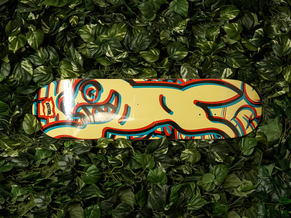 ICECREAM Frappe Skate Deck [491-1807-SUNDRESS]