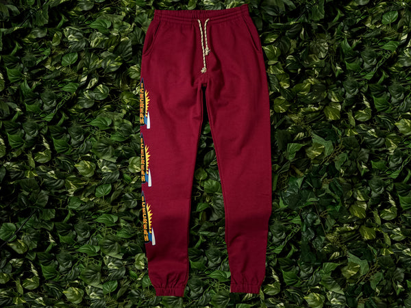 Men's ICECREAM 'Cherry' Sweatpants [491-2103-BEAU]