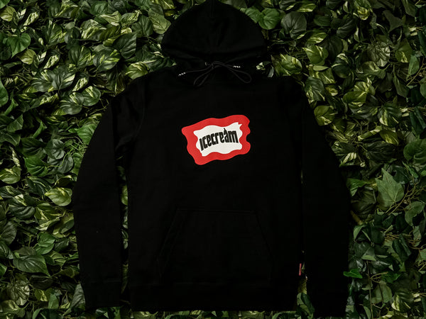 Men's ICECREAM 'Timeless' Hoodie [491-2308-BLK]
