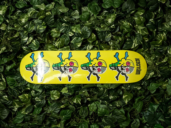 ICECREAM Bone Skate Deck [491-2809-ACID]