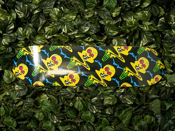 ICECREAM Woah Skate Deck [491-6814-GRN]