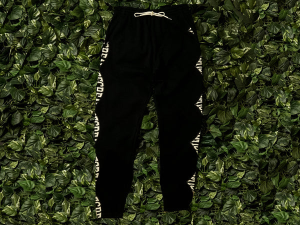 Men's ICECREAM Ultimo Sweatpants [491-7100-BLK]