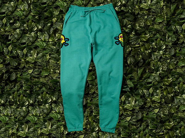 Men's ICECREAM Stacker Sweatpants [491-7101-LBY]