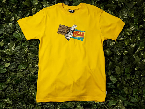 Men's ICECREAM Crunch S/S Tee [491-7203-LEM]