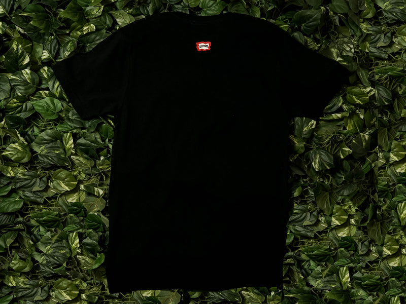 ICECREAM Seeds S/S Tee [491-7210-BLK]