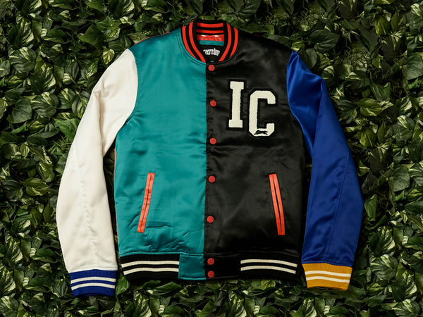 Men's ICECREAM Tradition Jacket [491-7401-BLK]