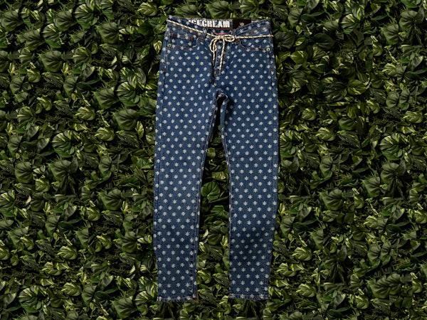 Men's ICECREAM Misfit Jeans [491-8100-BLU]