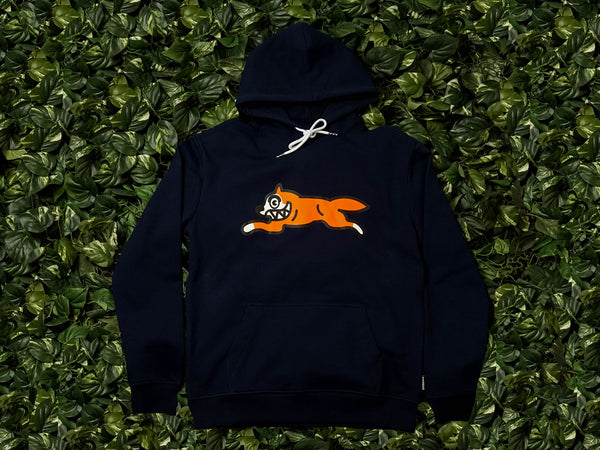 Men's ICECREAM Slope Hoodie [491-9303-BLU]