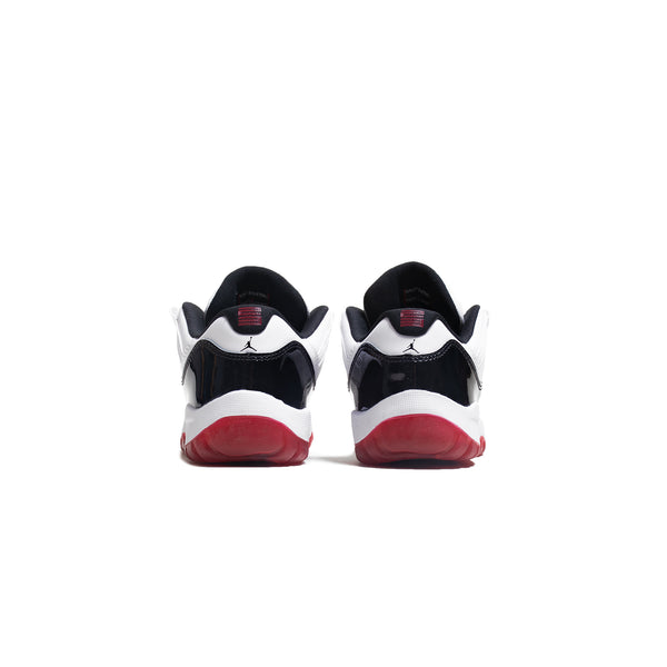 Air Jordan Kids Retro 11 Low PS 'Gym Red' Shoes