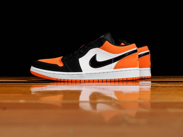 Men's Air Jordan 1 Low 'Shattered Backboard' [553558-128]