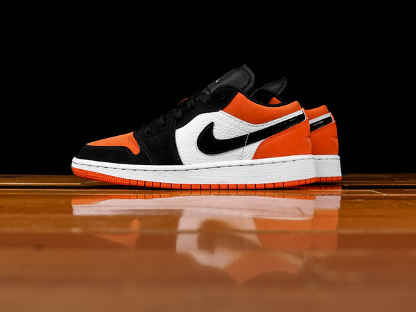 Kid's Air Jordan 1 Low [553560-128]
