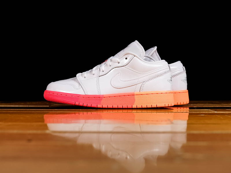 Kids Air Jordan 1 Low GS [554723-100]