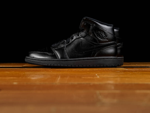 Men's Air Jordan 1 Mid [554724-090]