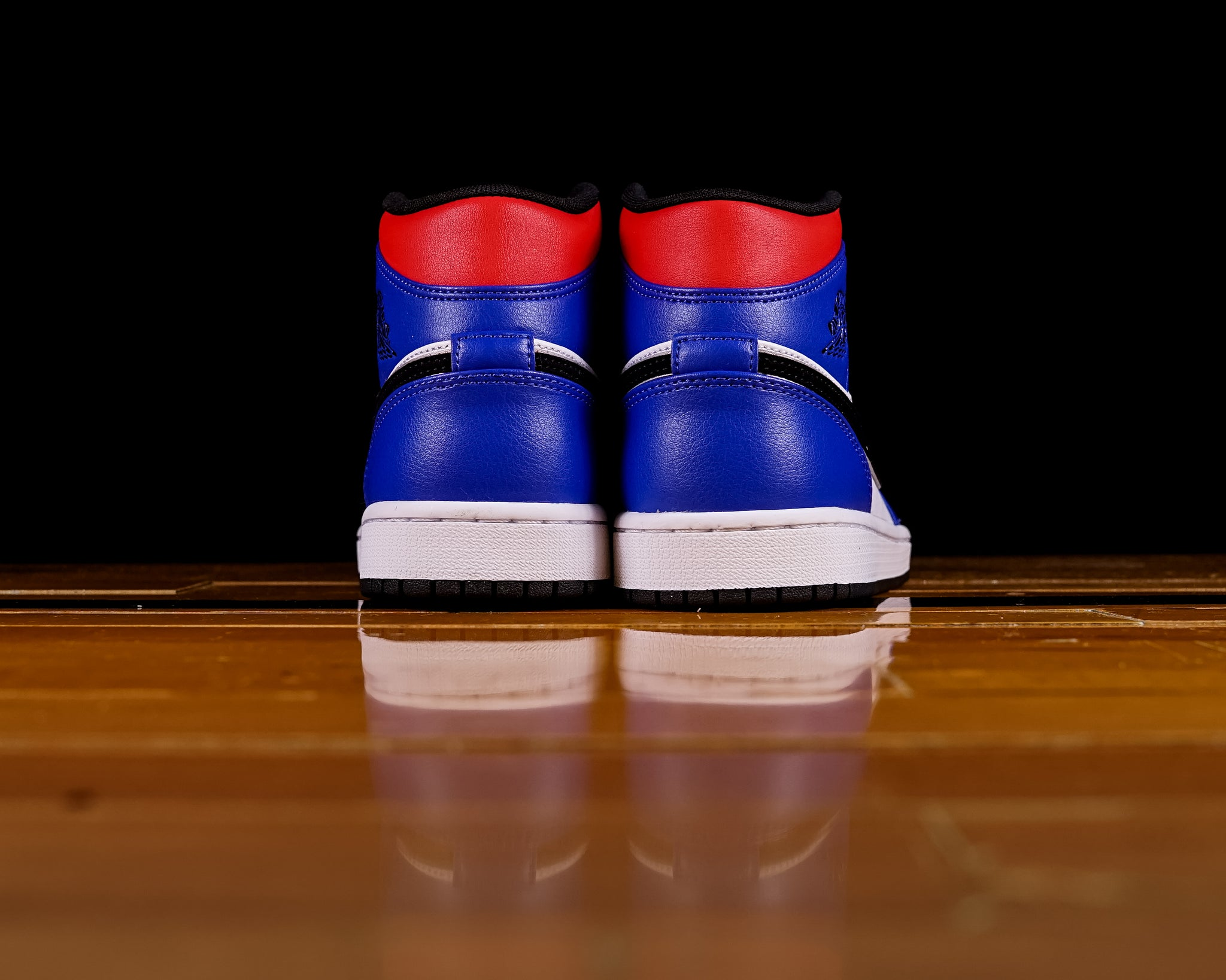 d88bcb08a36 Men s Air Jordan 1 Mid  Top 3   554724-124