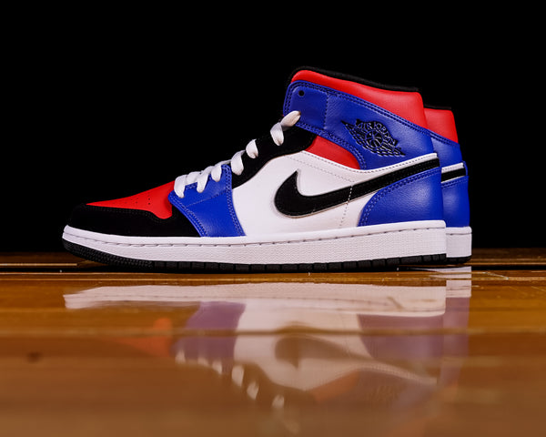 Men's Air Jordan 1 Mid 'Top 3'  [554724-124]