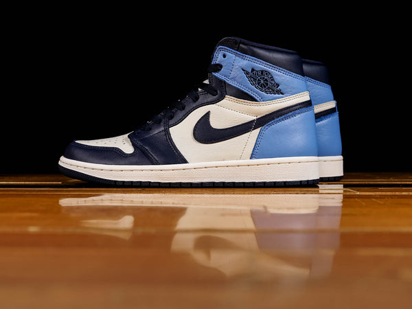 Men's Air Jordan 1 Retro High OG 'UNC' [555088-140]