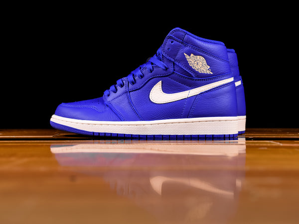 Air Jordan 1 Retro High OG 'Hyper Royal' [555088-401]