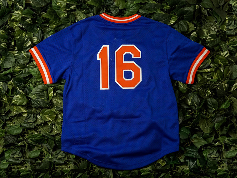 Mitchell & Ness NYM Dwight Gooden Jersey [5621-417-DGOOD86]