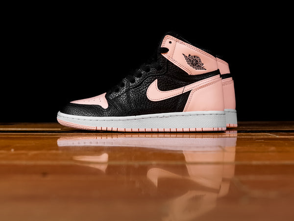 Kid's Air Jordan 1 Retro High OG GS 'Crimson Tint' [575441-081]
