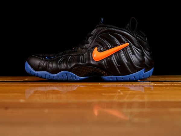 Men's Nike Air Foamposite Pro 'Knicks' [624041-010]
