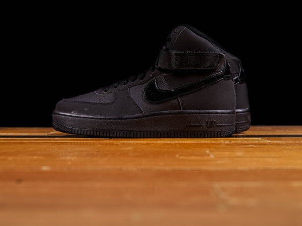 Kid's Nike Air Force 1 High GS [653998-001]