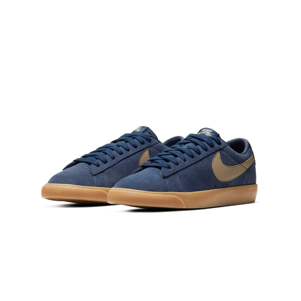 Nike SB Mens Zoom Blazer Low GT Shoes
