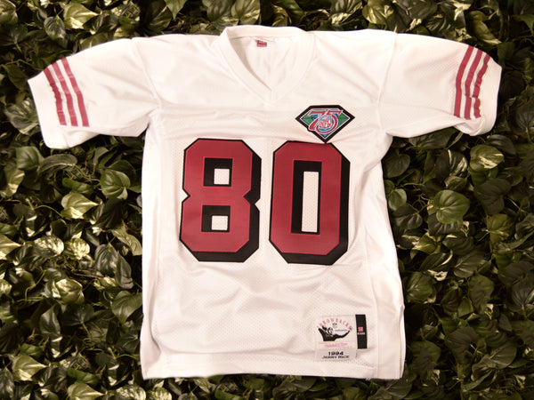 Mitchell & Ness 'Jerry Rice' NFL Authentic Jersey [7220S242I94JRICE]