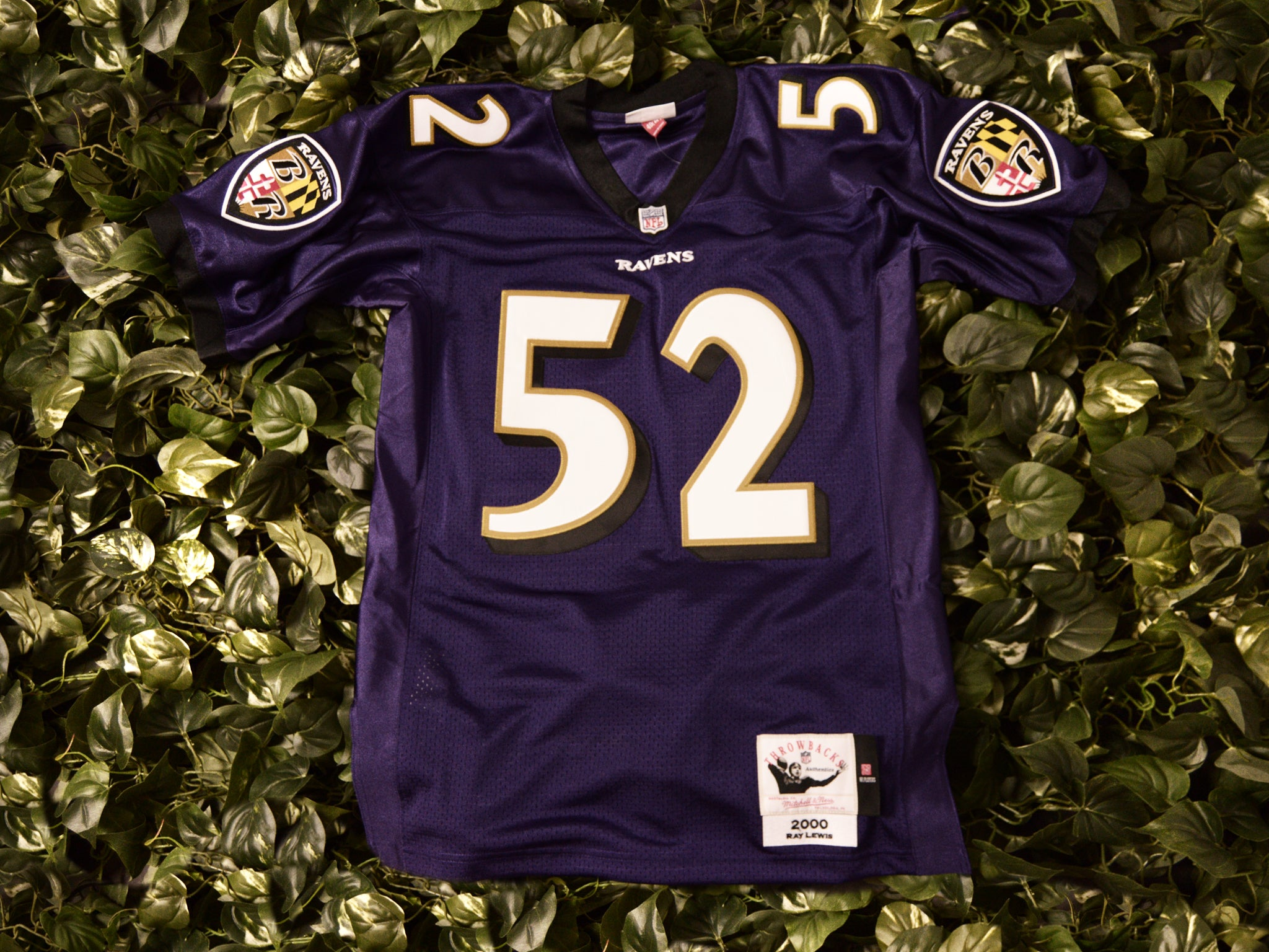 huge selection of 912ef 6a3c6 Mitchell & Ness 'Ray Lewis' NFL Authentic Jersey [7220S259F00RLWS1]