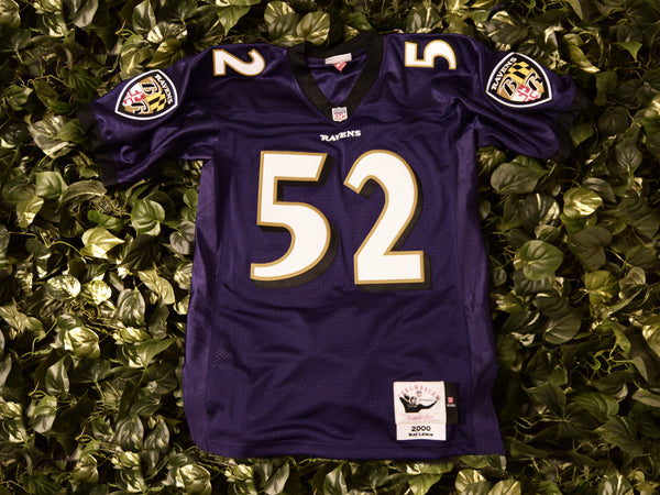 Mitchell & Ness 'Ray Lewis' NFL Authentic Jersey [7220S259F00RLWS1]