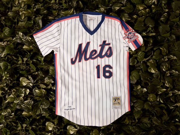 Mitchell & Ness 'Dwight Gooden' MLB Authentic Jersey [7229-417-86DGOOD]