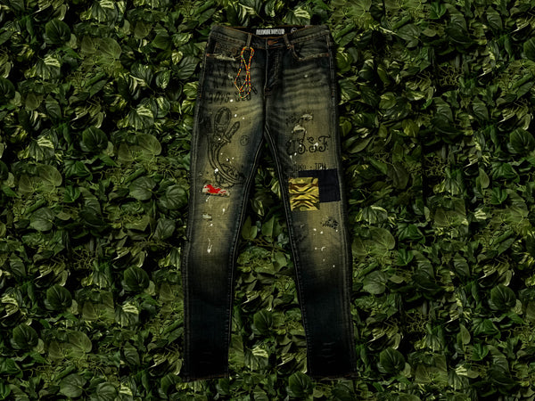 Billionaire Boys Club Moonshot Jeans [801-1102]
