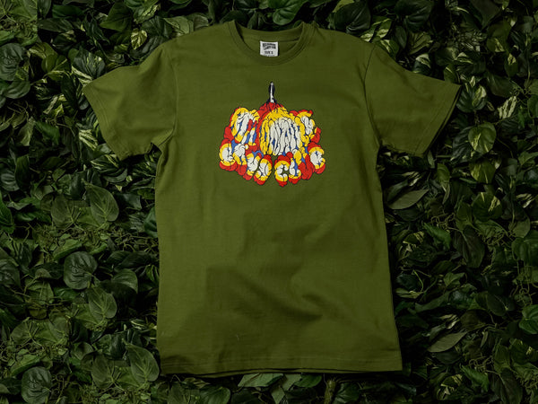 Billionaire Boys Club Lift S/S Tee [801-1201-GRN]