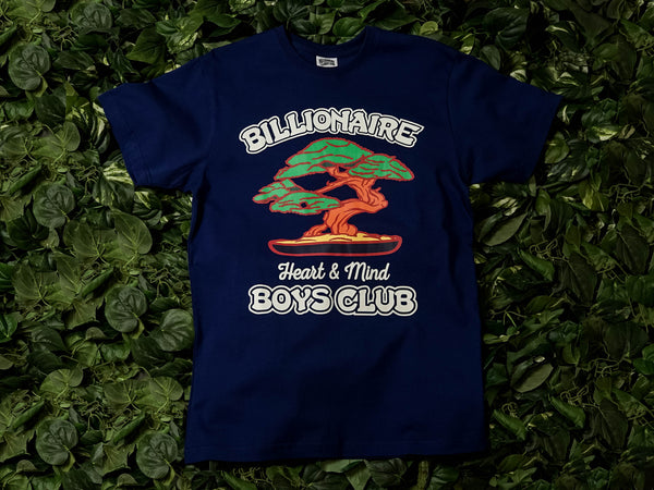 Billionaire Boys Club Bonsai S/S Tee [801-1204-BLU]