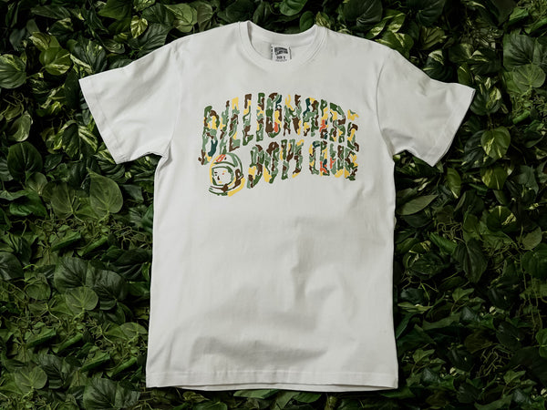 Billionaire Boys Club Microgravity S/S Tee [801-1208-WHT]