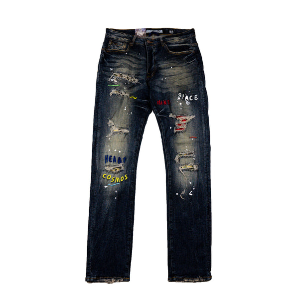 Billionaire Boys Club Launch Jeans